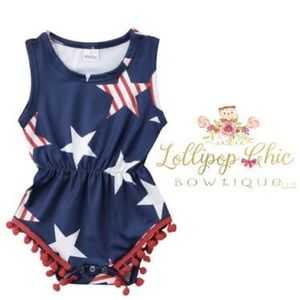 Other - All star romper